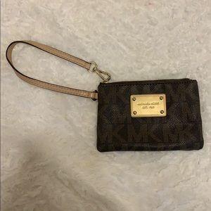 Michael Kors coin purse